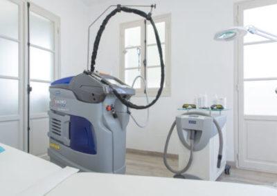 appareil laser epilation